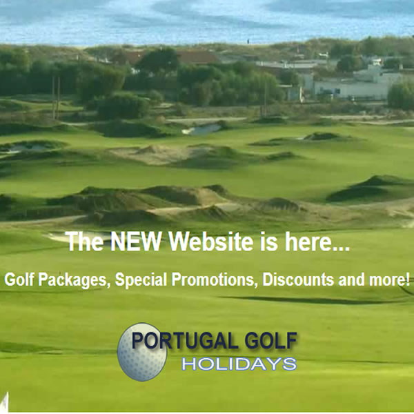 Portugal Golf Holidays - Golf Packages, Special Promotions, Discounts and more!