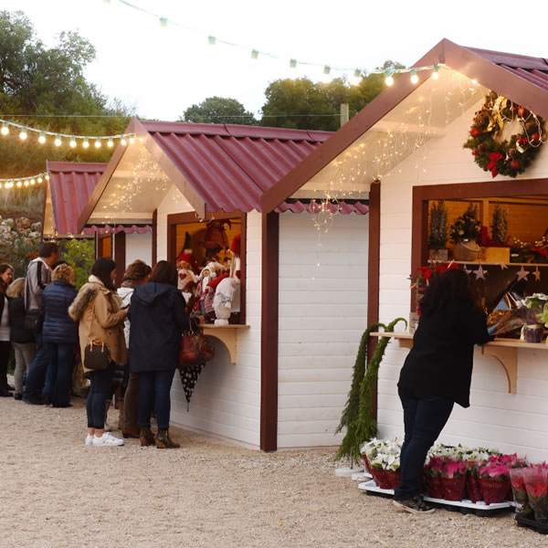 The magic of an authentic Christmas Food Market in Algarve - Dec 20, 21 & 22