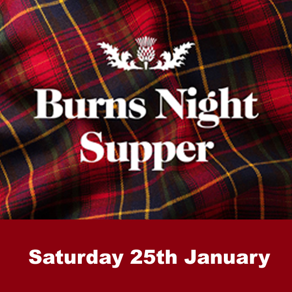 Algarve Burns Supper 2020 - Jan 25th