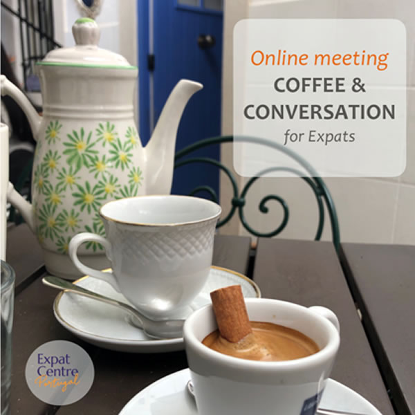 Online Coffee & Conversation in April