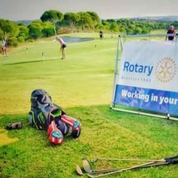The 8th Annual Rotary Charity Golf Tournament is back on course!