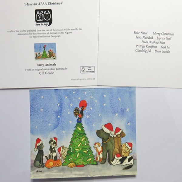 APAA Christmas Cards & Calendars