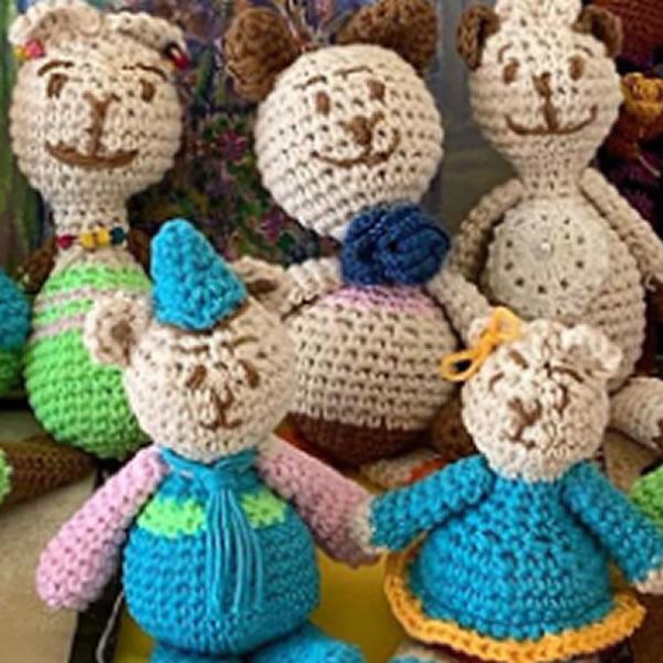 Sponsor A Happy Bear to help Algarve children