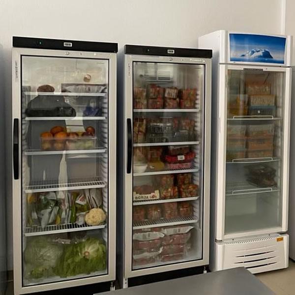Rotary, Refrigerators and Refood