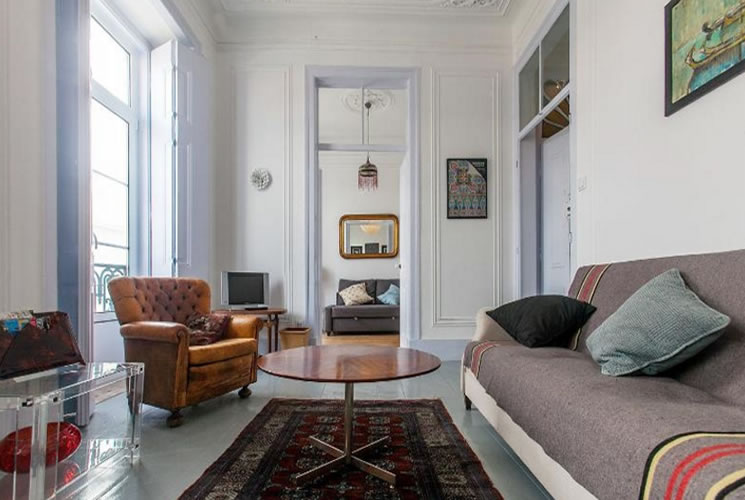 3 Bedroom Apartment in Lisboa For Sale - € 445,000