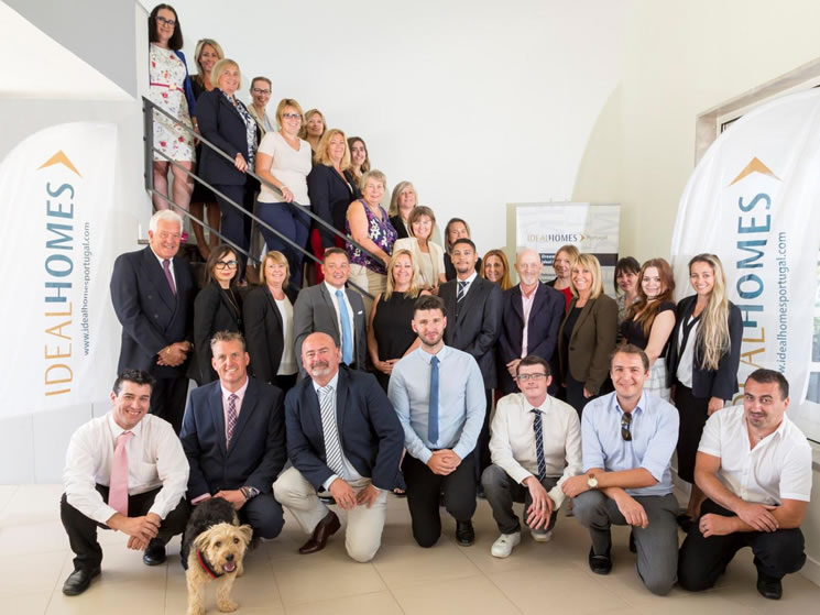 The Ideal Homes team