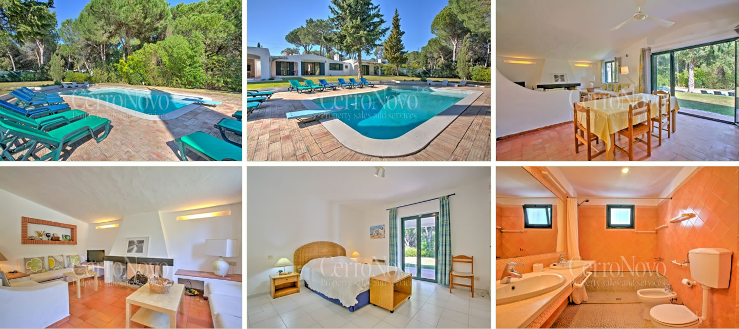 CNV2374 - Superb Villa in Quinta da Balaia