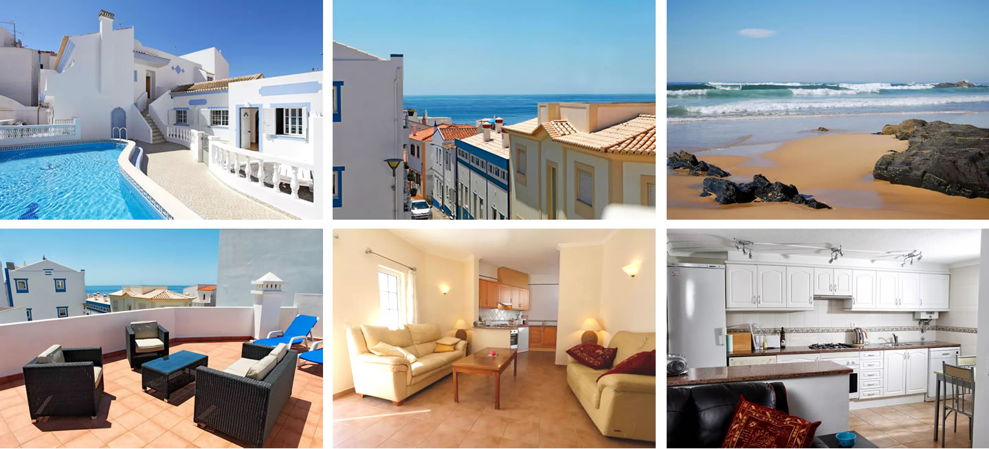 Your own mini-resort in the Cornwall of the Algarve for just €535,000!!