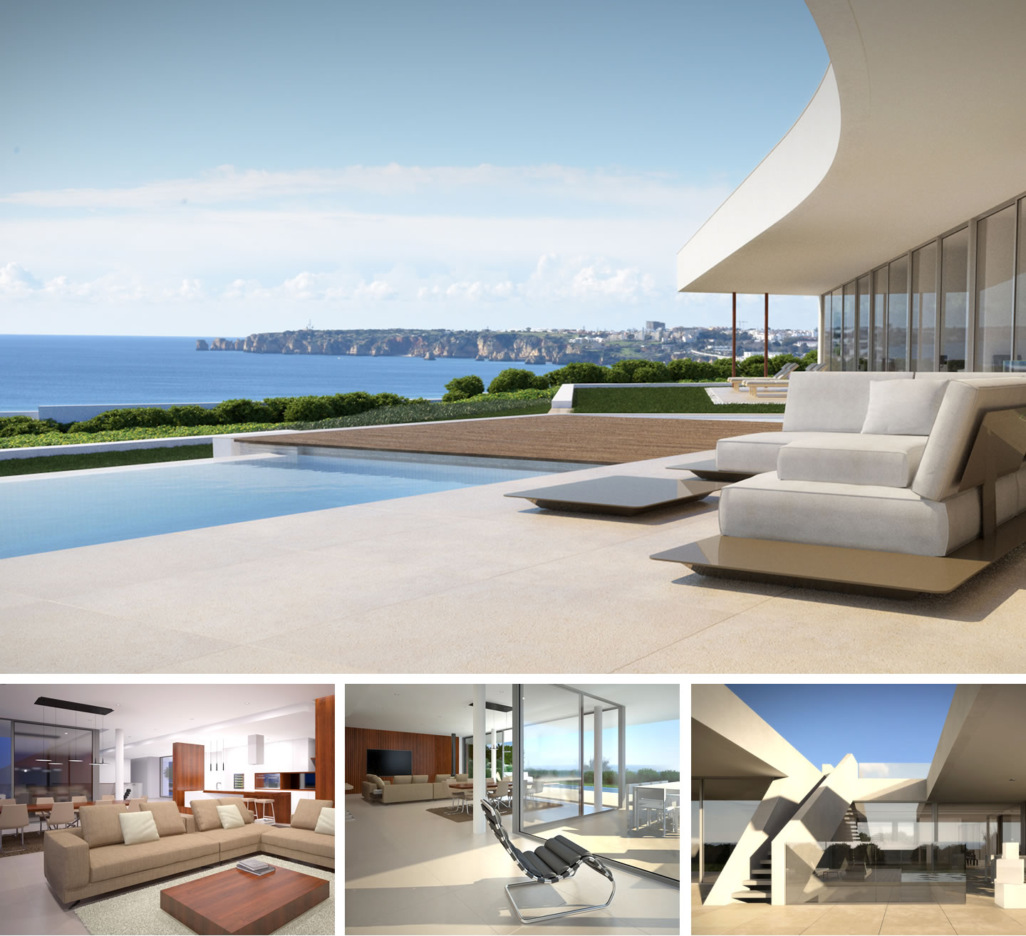 Your Own Dream Villa Designed By Renowned Architect, Mario Martins