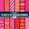 Join our 12 Days Of Dream Homes