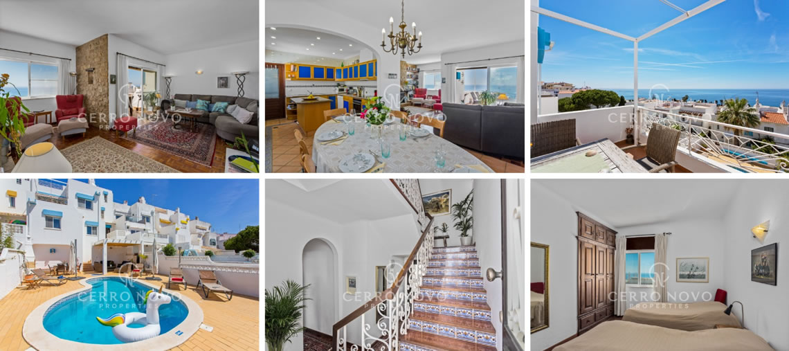 A Large Townhouse at Cerro Grande, West Albufeira