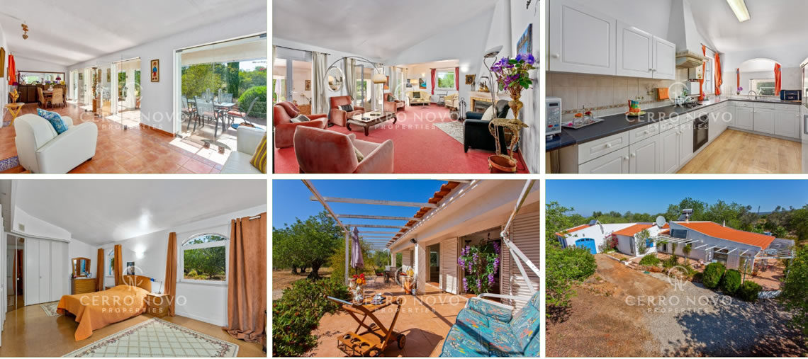 Your Perfect Bungalow in the Algarve Countryside