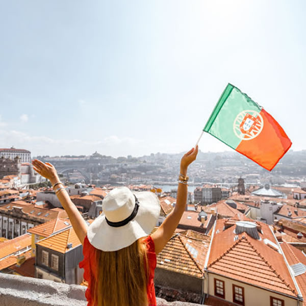 Portugal is in the top 5 countries to invest in property