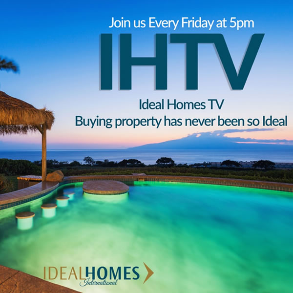 Ideal Homes International announces the premiere date of brand new property series