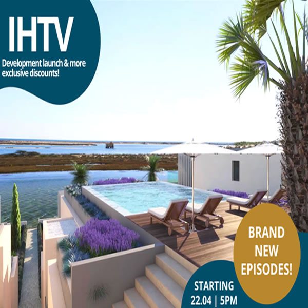 A Brand New Online Property Series is on it's way from Ideal Homes International!