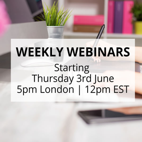 Ideal Homes International Launches a Series of Webinars and Live Q+A's