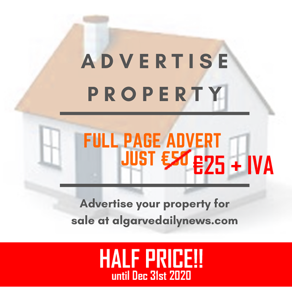 Advertise your property for sale for just €25